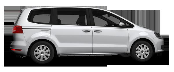 Araç Tip - 2 (VW Touran)